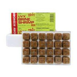 UVX™BRINESHRIMP(ECONO) 3.5 OZ.  Nourriture congelées