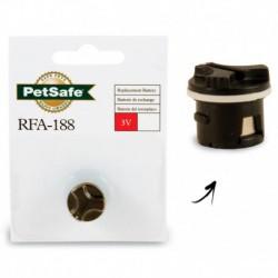 PETSAFE CHIEN BATTERIE POUR COLLIER ANTI-ABOIEMENT PETSAFE Bark Control Equipment