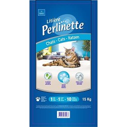 PERLINETTE SILICE CHAT 15 KG