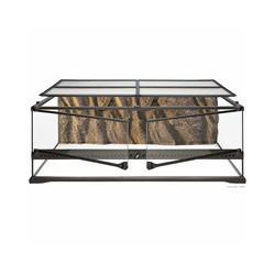EX All Glass Terrarium-90x45x30cm w/BG