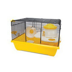 Cage LW pour hamsters nains, Cottage, 42,5 x 31 x LIVING WORLD Equipped Cages