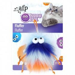 AFP Furry Ball Fluffer, Orange - 2800