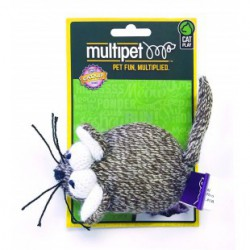 MULTIPET Sock Pals Catnip-filled - 1.5