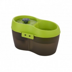 H2O DRINKING FOUNTAIN FOR CAT (2L) GREEN
