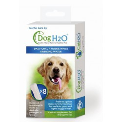 H2O COMPRIMES A DISSOUDRE, DENTAL CARE, CHIEN/CHAT H2O Food And Water Bowls