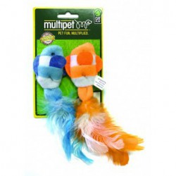 MULTIPET Clown Fish - 2pk. - 4.5
