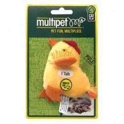 MULTIPET Look Whos Talking Chicken-1.25 (3)