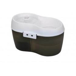 H2O FONTAINE ABREUVOIR POUR CHAT (2L) BLANC