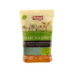 Litière Fresh N Comfy LW, verte, 20 L-V