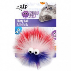 Balle FurryBall AFP, rouge (2804)