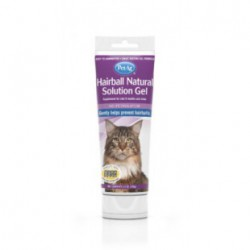 PetAg Hairball Natural Solution Gel Cats 3.5 oz