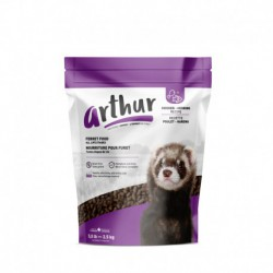 ARTHUR FERRET FOOD CHICKEN AND HERRING ALL LIFE STAGES 2.5KG