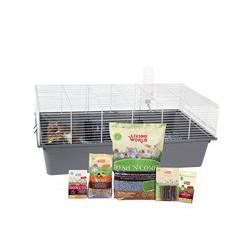Cage équipée LW pour rat
