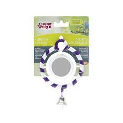 LW Circus Toy, Mirror, Purple