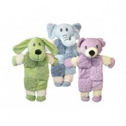 MULTIPET Aroma Dog™ Fleece Mat - 12 (3) MULTIPET Toys
