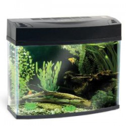AF Slim Aquarium Kit 5G Black