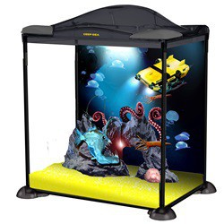 MA Deep Sea Exploration Aquarium Kit
