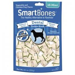 Spectrum Os à Mâcher « Smart Bones » Dentaires Mini 16 MCX