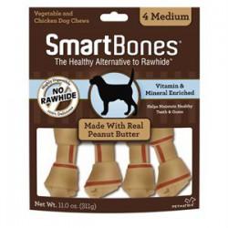 Spectrum Os à Mâcher « Smart Bones » Beurre d Arachides Moye