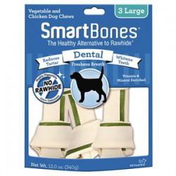 Spectrum Os à Mâcher « Smart Bones » Dentaires Grand 3 MCX