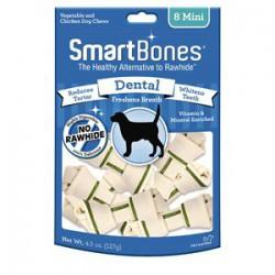 Spectrum Os à Mâcher « Smart Bones » Dentaires Mini 8 MCX