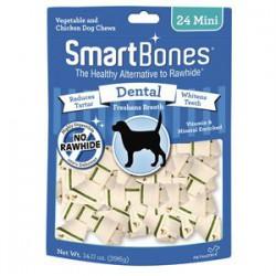 Spectrum Os à Mâcher « Smart Bones » Dentaires Mini 24 MCX