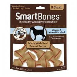 Spectrum Os à Mâcher « Smart Bones » Beurre d Arachides Peti