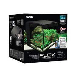 Aquarium équipé Flex FL, 34L (9gal) FLUVAL Aquariums Kit