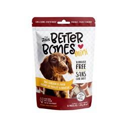 Os Better Bones, arôme de poulet barbecue, mini, 7,5cm (3p
