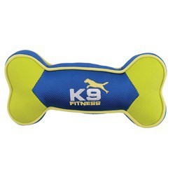 Os en nylon robuste K9 Fitness Zeus