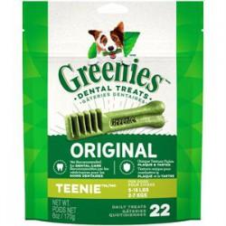 Greenies Mini Treat-Pak™- Teenie 6 oz.