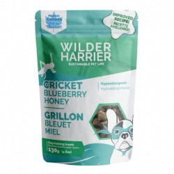 WILDER HARRIER CHIEN TENDRE GRILLON BLEUET MIEL 130G (CS6)