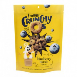 FROMM GATERIE CRUNCHY OS BLUEBERRY BLASTS 6OZ