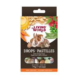 Régals LW pour petits animaux, pastilles, arôme méli-mélo,