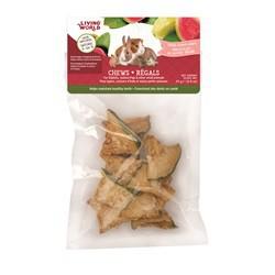 Régals LW pour petits animaux, croustilles de goyave séchée,