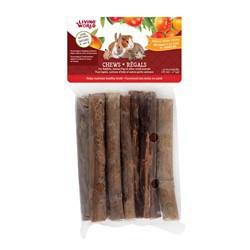Régals LW pour petits animaux, bois de manguier, 10cm, paqu