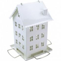 White Farmhouse Hopper