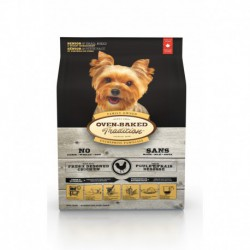 OBT Nourriture Chien/ Senior 12.5 lbs Petites Bouc OVEN BAKED TRADITION Dry Food