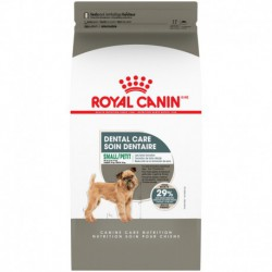 SMALL Dental Care / PETIT Soin Dentaire  17 lb 7.7 kg
