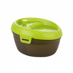 H2O DRINKING FOUNTAIN FOR DOG (6L) GREEN