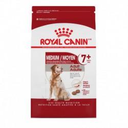 MEDIUM Adult 7+ / MOYEN Adulte 7+ 30 lb 13.6 kg