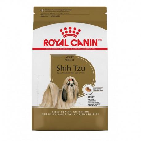 Shih Tzu Adult / Shih Tzu Adulte 10 lb 4  5 kg ROYAL CANIN Nourritures Sèches