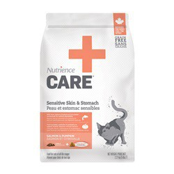 Nut. Peau et estomac sensibles pour chats, 2,27 kg