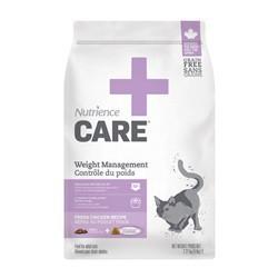 Contrôle du poids Nutrience Care pour chats, 2,27 kg