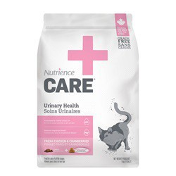 Soins urinaires Nutrience Care pour chats, 5 kg