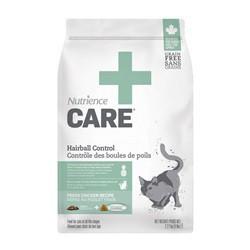 Contrôle des boules de poils Nutrience Care pour chats, 2,27