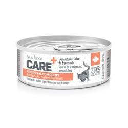 Peau et estomac sensibles Nutrience Care pour chats, 156 g