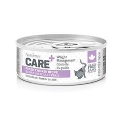 Contrôle du poids Nutrience Care pour chats, 156 g