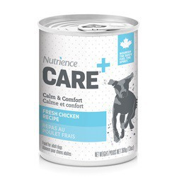 Calme et confort Nutrience Care pour chiens, 369 g