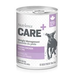 Contrôle du poids Nutrience Care pour chiens, 369 g